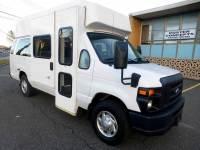 2014 Ford E-350 Wheelchair High Top Ambulette Van