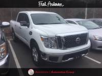 Pre-Owned 2017 Nissan Titan SV Truck Crew Cab For Sale   Raleigh NC