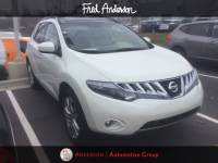 Pre-Owned 2010 Nissan Murano SUV For Sale | Raleigh NC