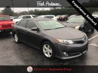 Pre-Owned 2014 Toyota Camry SE Sedan For Sale | Raleigh NC