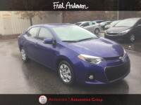 Pre-Owned 2016 Toyota Corolla L Sedan For Sale | Raleigh NC