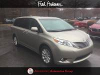 Pre-Owned 2015 Toyota Sienna Van For Sale | Raleigh NC