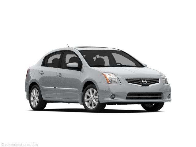 Photo Used 2010 Nissan Sentra 2.0 SR Sedan For Sale Springdale AR