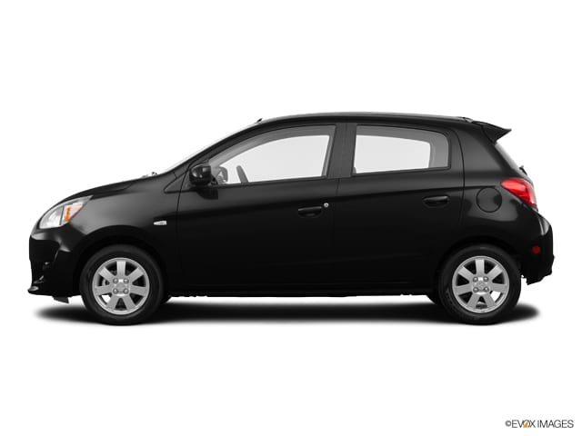 Photo Used 2014 Mitsubishi Mirage DE Hatchback 3-Cylinder DOHC MIVEC for sale in OFallon IL