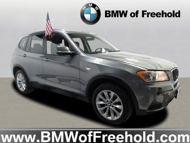 Photo Pre-Owned 2014 BMW X3 xDrive28i SAV for sale in Freehold,NJ