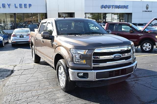 Photo 2016 Ford F-150 Pickup Truck