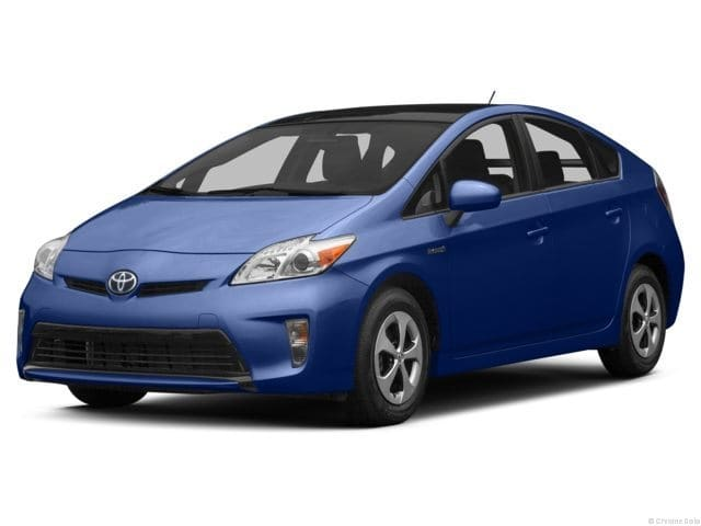Photo Used 2013 Toyota Prius 5dr HB Two For Sale Chicago, IL