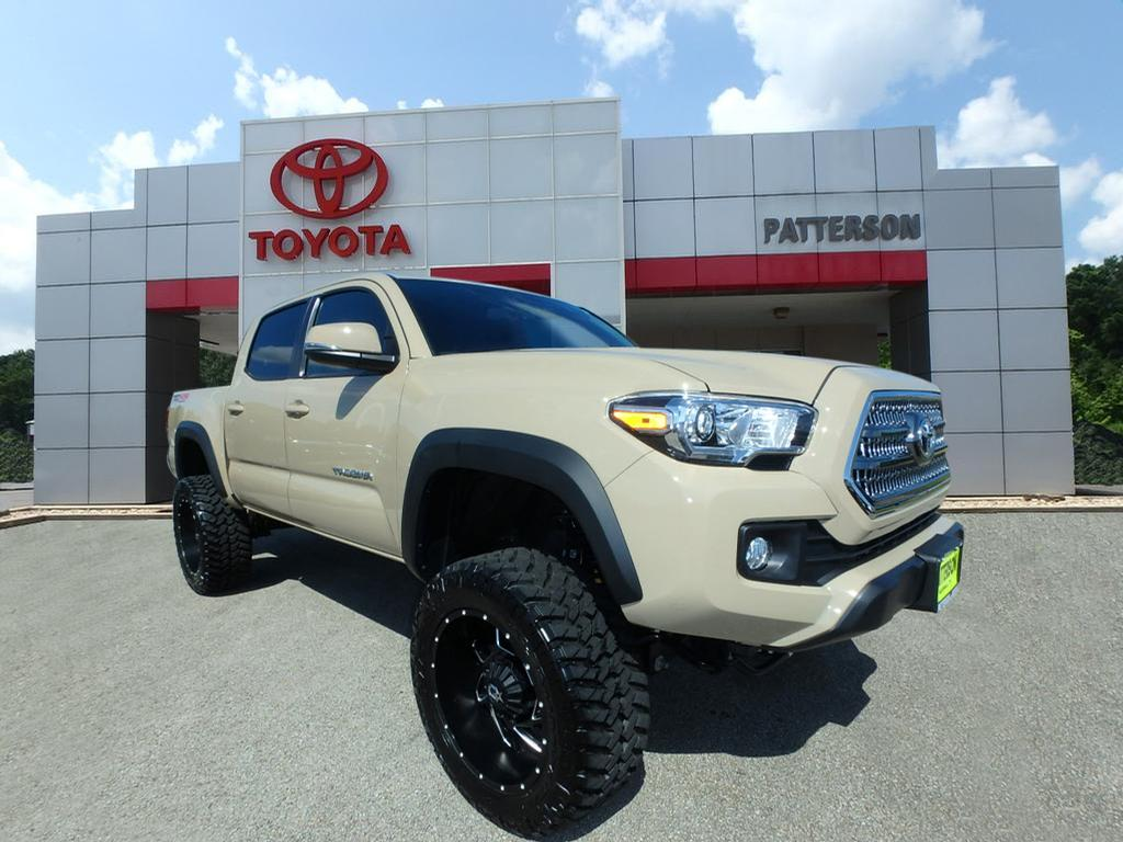 Photo 2017 Toyota Tacoma TRD Off Road V6 Truck Double Cab in Marshall, TX