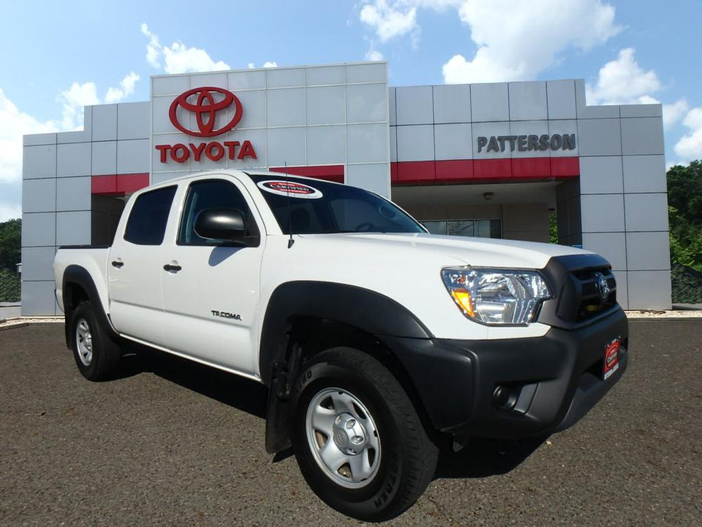 Photo 2015 Toyota Tacoma PreRunner V6 Truck Double Cab in Marshall, TX