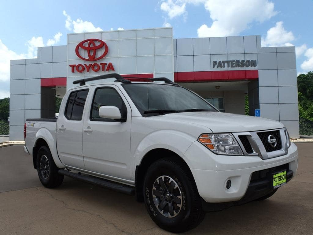 Photo 2015 Nissan Frontier PRO-4X Truck Crew Cab in Marshall, TX