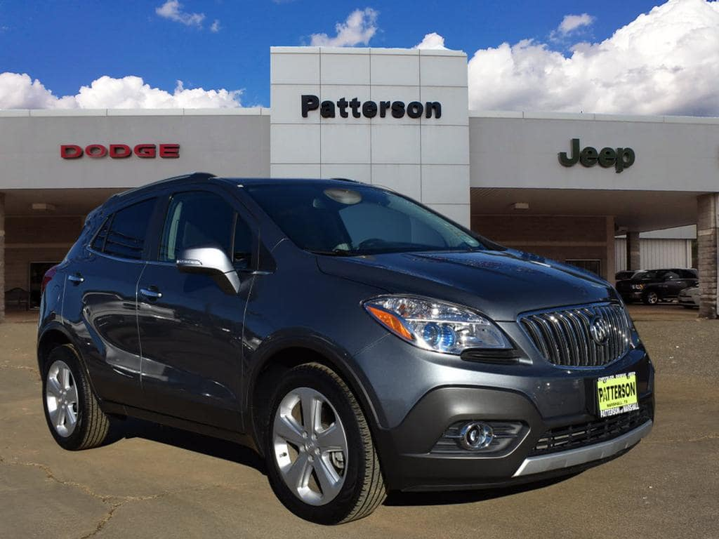 Photo 2015 Buick Encore Convenience SUV in Marshall, TX