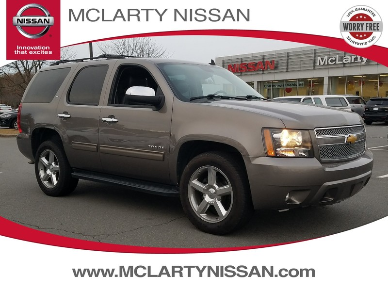 Photo Pre-Owned 2013 CHEVROLET TAHOE 2WD 4DR 1500 LT Rear Wheel Drive Sport Utility Vehicle