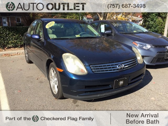 Photo Certified Pre-Owned 2004 INFINITI G35 X AWD
