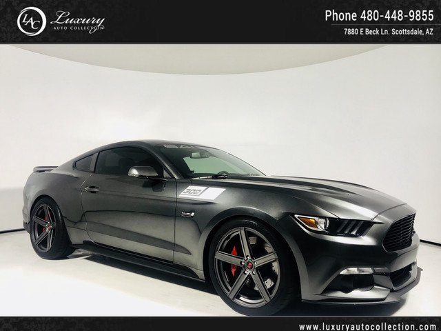 Photo 2017 Ford Mustang GT 302 Saleen White Label Premium  67,500 MSRP With Navigation