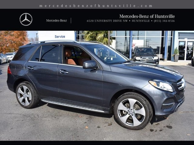 Photo 2016 Mercedes-Benz GLE 350 4MATIC SUV