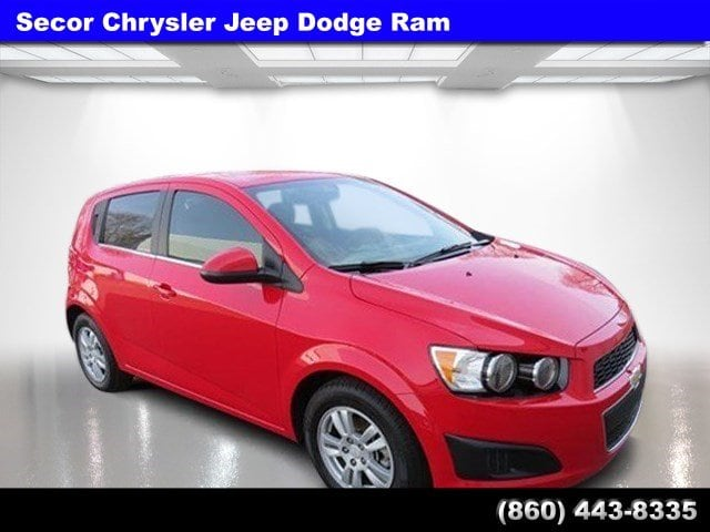 Photo Used 2014 Chevrolet Sonic LT HB Auto LT For Sale in New London  Near Norwich, CT