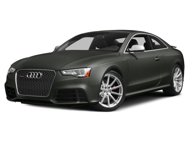 Photo Certified Pre-Owned 2015 Audi RS 5 4.2 Coupe Near Palo Alto, CA