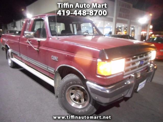 Photo 1988 Ford F-150 SuperCab Short Bed 4WD