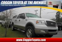 Pre-Owned 2005 Ford F-150 SuperCrew Truck SuperCrew Cab in Jacksonville FL