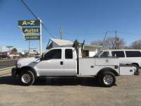 2007 Ford F-350 XL utility bed