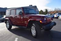 2007 Jeep Wrangler Unlimited Sahara SUV for Sale | Montgomeryville, PA