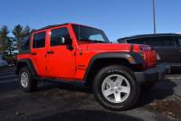 2015 Jeep Wrangler Unlimited Sport 4x4 SUV For Sale in Montgomeryville