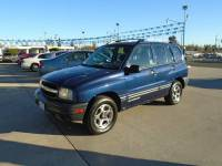 2001 Chevrolet Tracker 2WD 4dr SUV