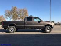 2006 Ford F-250 Super Duty Crew Cab Powerstroke Diesel Long Bed 4X4