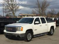 Certified Pre-Owned 2011 GMC Sierra 1500 4WD 4.8L V8 4-Speed Automatic Short Box Crew Cab Remote Start Chrome Steps