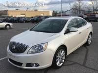 Certified Pre-Owned 2013 Buick Verano 2.0L Turbo FULLY LOADED Bluetooth Nav Sunroof Leather Remote Start Bose Sound