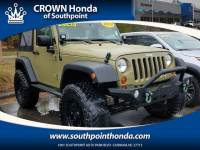 Pre-Owned 2013 Jeep Wrangler Sport SUV in Durham NC