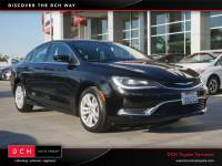 Used 2016 Chrysler 200 Limited in Torrance CA