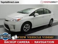 2015 Toyota Prius Five Hatchback Front-wheel Drive