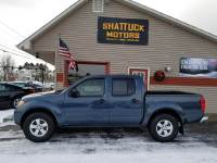 2013 Nissan Frontier 4x4 SV 4dr Crew Cab 5 ft. SB Pickup 5A