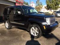 2009 Jeep Liberty 4x4 Limited 4dr SUV