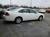 2008 Chevrolet Impala LT 4dr Sedan