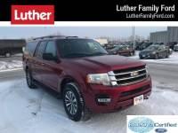 2017 Ford Expedition EL XLT 4x4 SUV V-6 cyl
