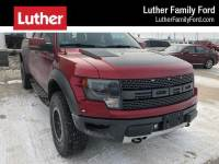 2014 Ford F-150 4WD Supercrew 145 SVT Raptor Truck SuperCrew Cab 8