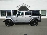 2013 Jeep Wrangler Unlimited Sahara SUV in Sagle