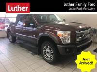 2015 Ford F-250 4WD Crew Cab 156 King Ranch Truck Crew Cab V-8 cyl