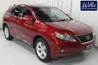 2012 LEXUS RX 350 350