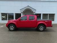 2011 Nissan Frontier PRO 4-X Truck Crew Cab in Sagle