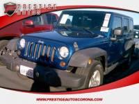 2009 Jeep Wrangler Unlimited X RWD