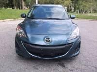 2011 Mazda MAZDA3 i Sport 4dr Sedan 5A