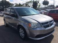 2013 Dodge Grand Caravan SE Van for Sale near Fort Lauderdale, Florida