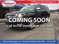 2015 Chevrolet Tahoe LTZ 4D Sport Utility