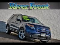2011 Ford Explorer Limited 4WD SUV