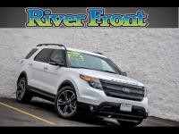 2014 Ford Explorer Sport 4WD SUV