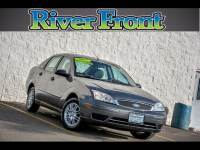 2007 Ford Focus ZX4 SES Sedan