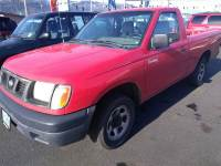 2000 Nissan Frontier 2dr XE Standard Cab SB